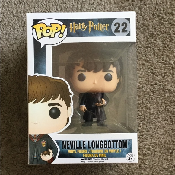 Neville Longbottom Funko pop